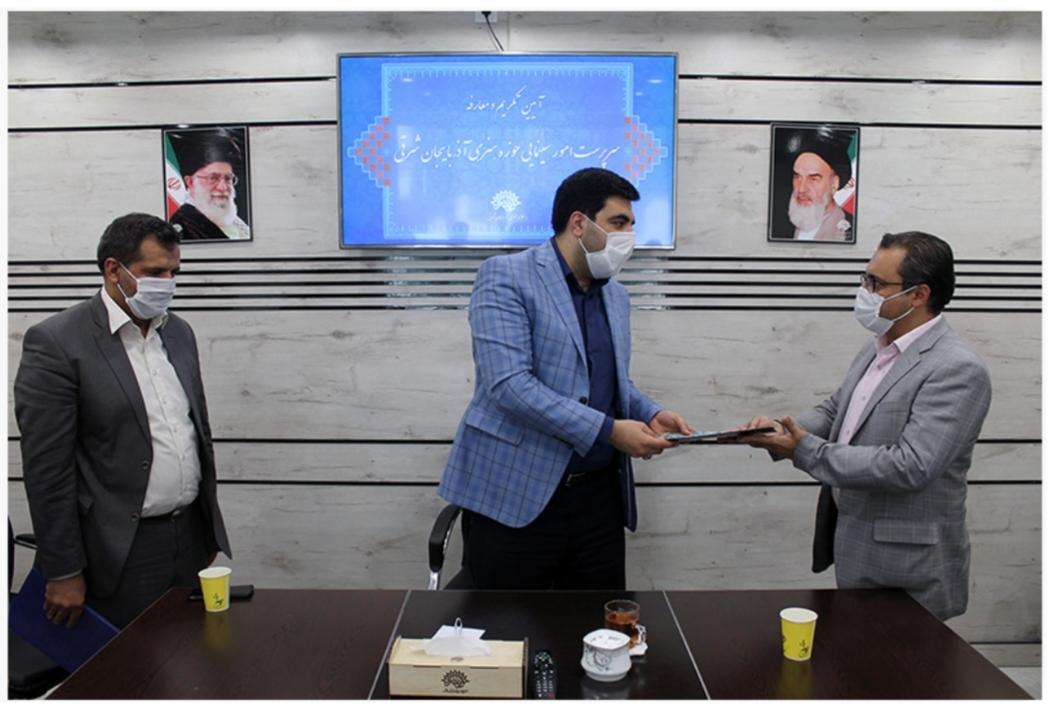 انتصاب فرهاد باغشمال به عنوان سرپرست امور سینمایی حوزه هنری آذربایجانشرقی