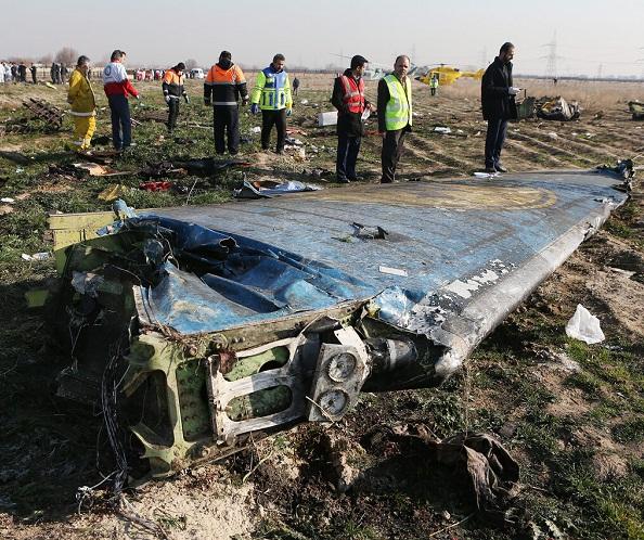 رئیس کل بیمه مرکزی: هواپیمای سانحهدیده اوکراینی تحت پوشش بیمههای اروپایی بود