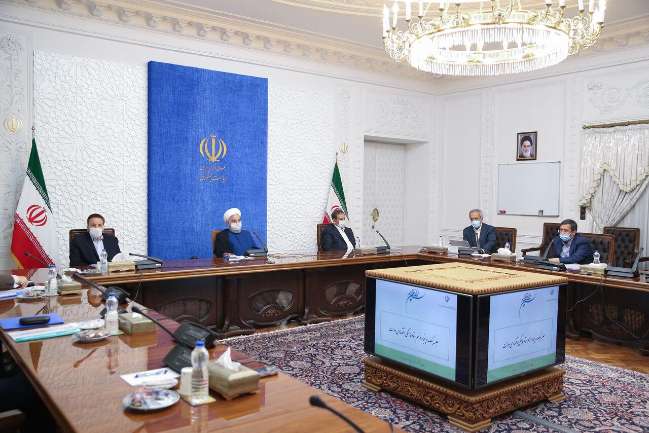 روحانی: عرضههای متنوع و سودآور داراییهای دولتی و عمومی ادامه دارد