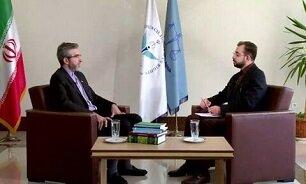 ایران به خاطر مبنای سیاستهای حقوق بشری خود از فلسطین حمایت میکند