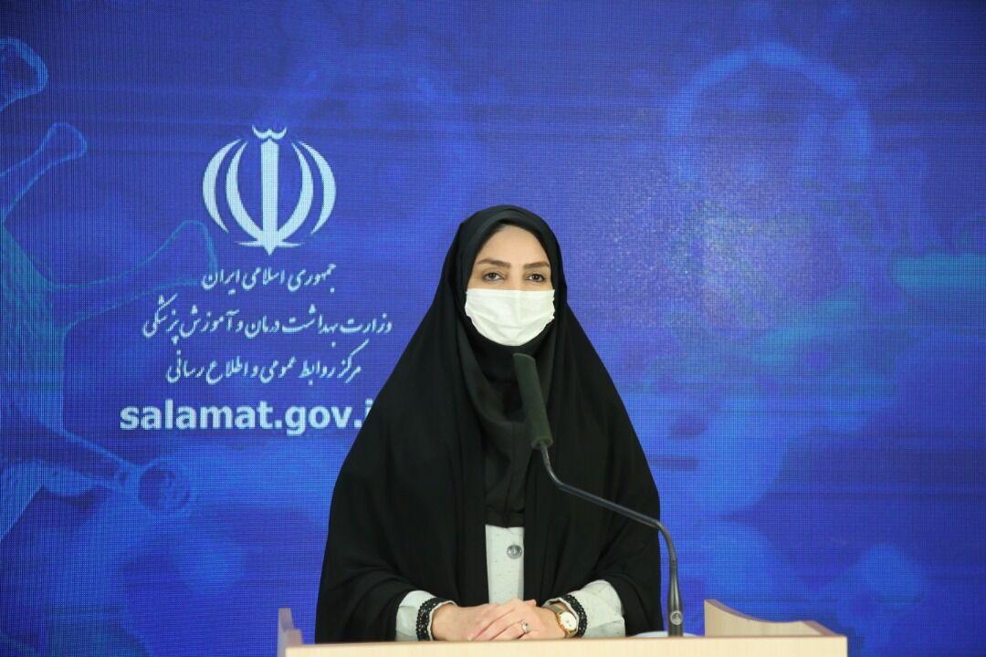 کرونا جان ۱۶۸ نفر دیگر را در ایران گرفت