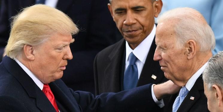 ترامپ: بایدن رئیسجمهور شود، چین مالک آمریکا میشود