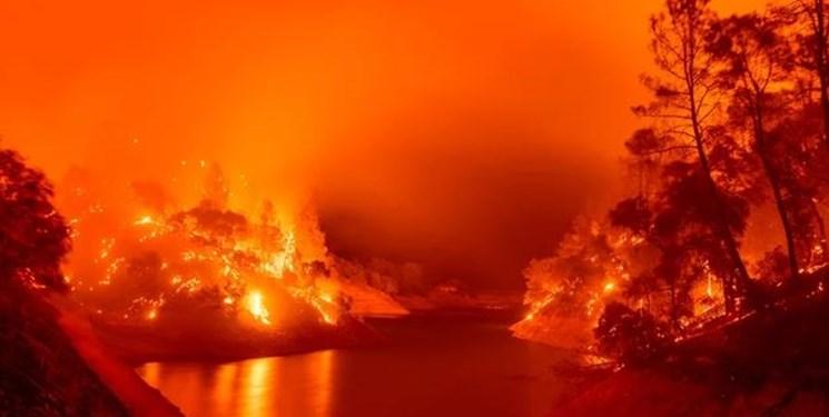 آتشسوزی کالیفرنیا | ترامپ وضعیت «فاجعه» اعلام کرد
