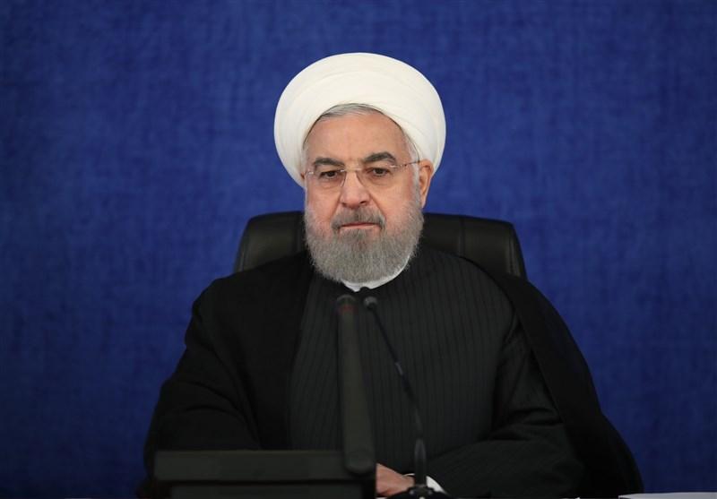 روحانی: ارتقای تابآوری اقتصاد و اجرای سیاستهای اقتصاد مقاومتی سرلوحه تلاشهای دولت است
