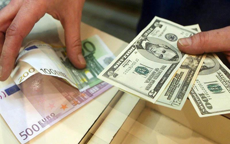 قیمت دلار، امروز ۳ شهریور ۹۹