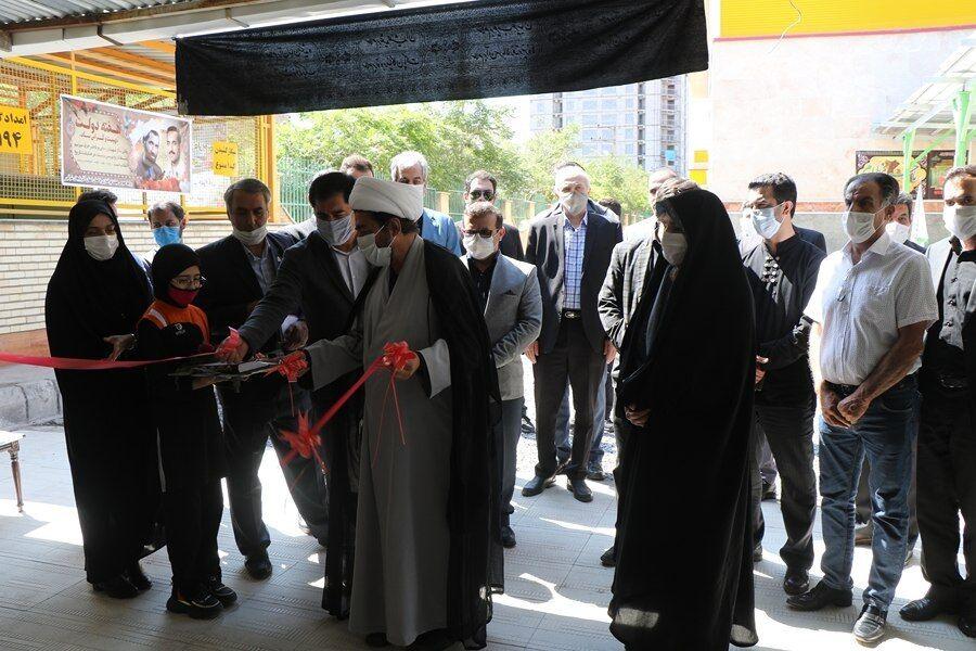 سایت تیراندازی با کمان در تبریز افتتاح شد