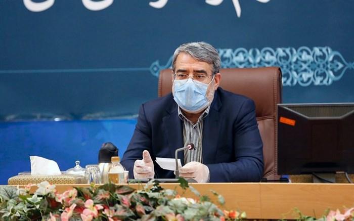 وزیر کشور: توزیع منابع مستلزم ایجاد تقسیمبندیها در داخل کشور است