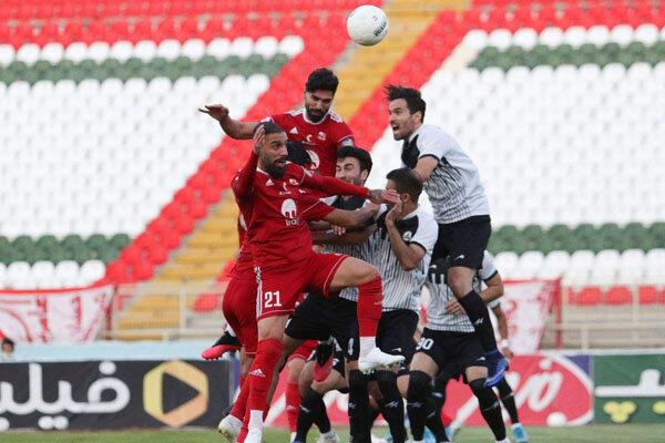 تراکتور نخستین فینالیست جام حذفی/ سرخهای تبریز در یک قدمی جام
