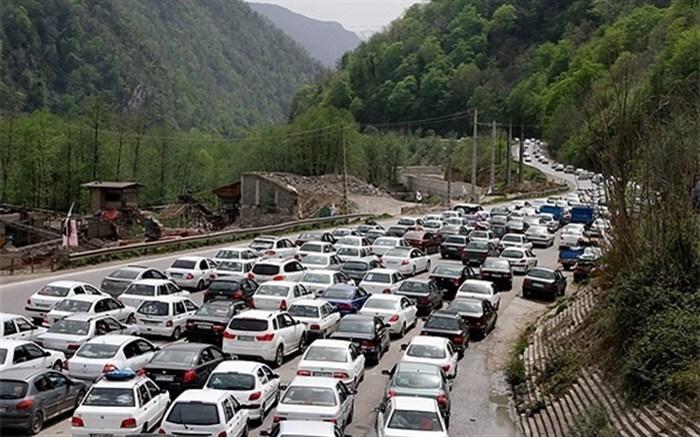 محدودیتهای ترافیکی جاده چالوس در تعطیلات تاسوعا و عاشورا اعلام شد