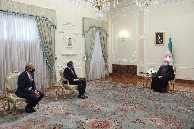 ایران آماده همکاری با آژانس در چارچوب پادمان است