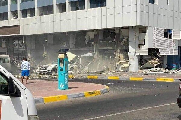 وقوع انفجاری مهیب در ابوظبی