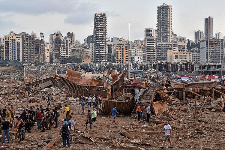 بانک جهانی: خسارات مالی انفجار بیروت به ۴.۶ میلیارد دلار میرسد