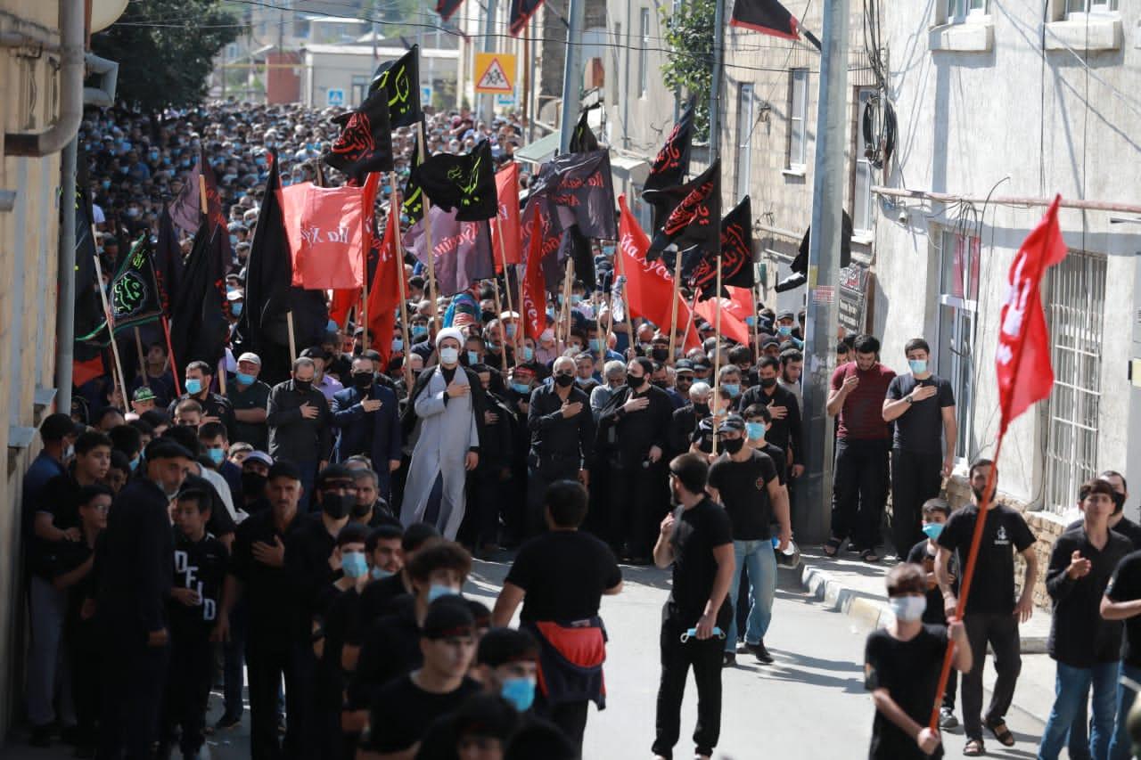 عاشورای متفاوت جمهوری آذربایجان