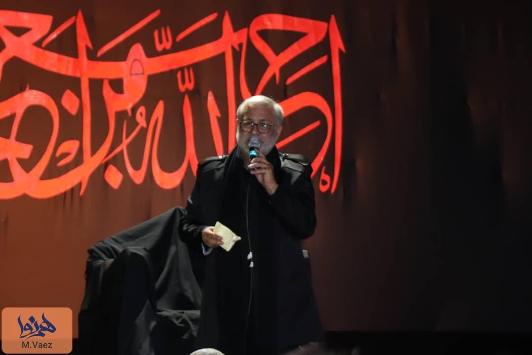 گزارش تصویری از عزاداری مردم تبریز در ایام محرم