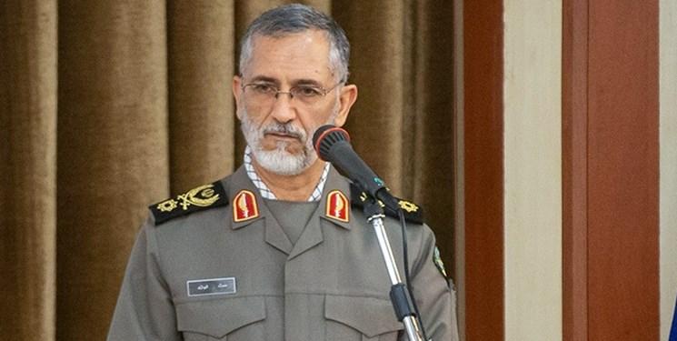 سردار شیرازی: امروز رادارهایی با برد 3 هزار کیلومتر در اختیار داریم