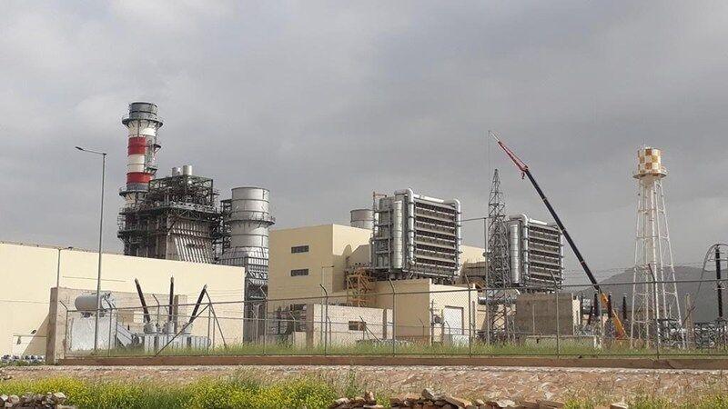 رئیس جمهوری نیروگاه دالاهو را افتتاح کرد