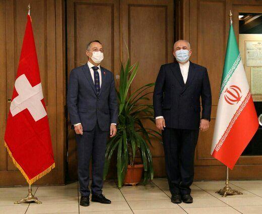وزیرخارجه سوییس: خوشحالم توانستیم کانال بشردوستانه را فراهم کنیم