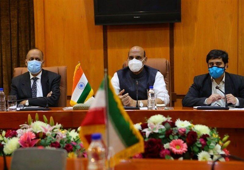 دستاوردهای سفر وزیر دفاع هند به ایران
