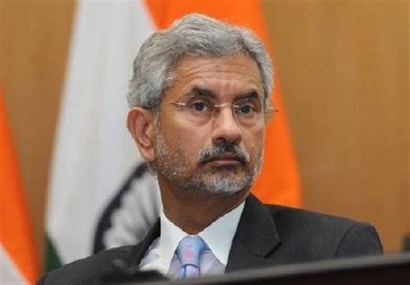 وزیر امور خارجه هند وارد ایران شد