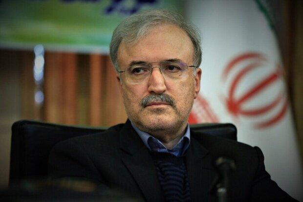 نامه وزیربهداشت به رئیس قوه قضائیه درمورد اظهارات امام جمعه ملارد