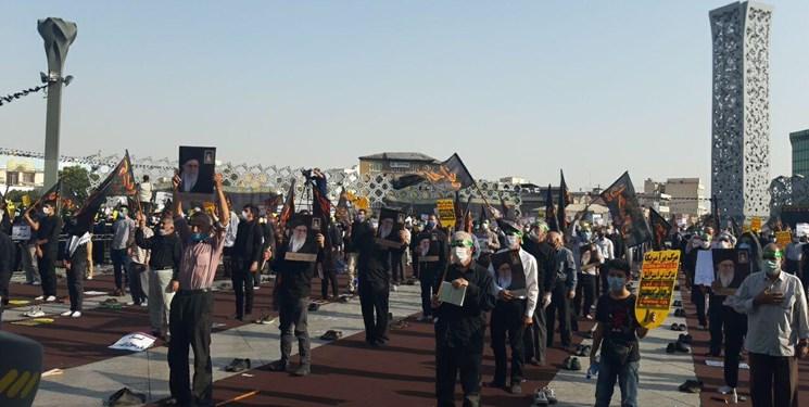 قطعنامه پایانی تجمع محکومیت اهانت به قرآن و پیامبر| این اقدام بخشی از برنامههای اسلامستیزانه آمریکا و صهیونیستهاست