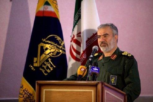 سردار فدوی: همگرایی جبهه باطل برای ضربهزدن به جمهوری اسلامی با شکست روبهرو میشود