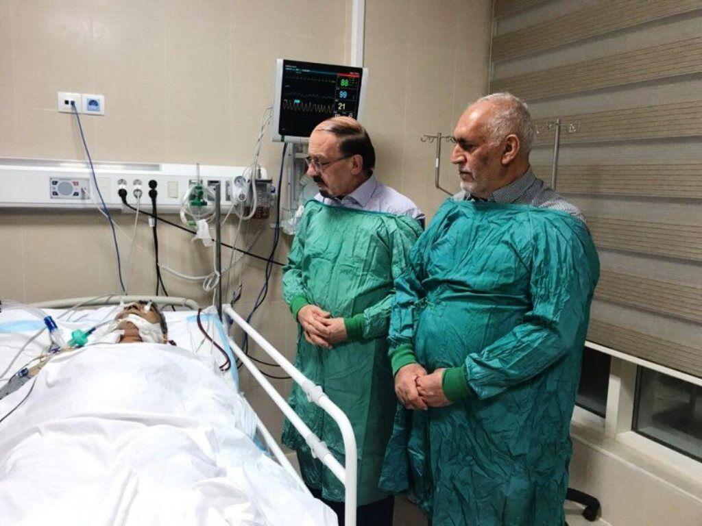 اهدای جایزه ۲۰۲۰ انجمن جهانی پیوند اعضا به پزشک ایرانی و افتخار استان فارس