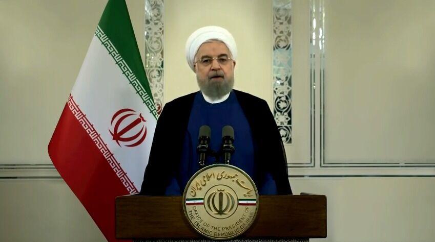 روحانی: امروز زمان نه گفتن به زورگویی و قلدری است