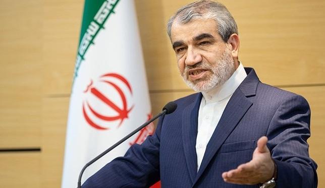 واکنش کدخدایی به تحریم قضات ایرانی