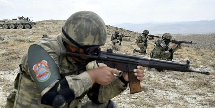 آذربایجان: از آغاز درگیریها 2300 سرباز ارمنستانی کشته و زخمی شدهاند
