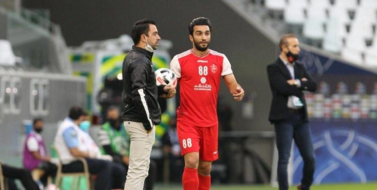 با اعلام AFC به باشگاه پرسپولیس؛ نعمتی بخشیده شد