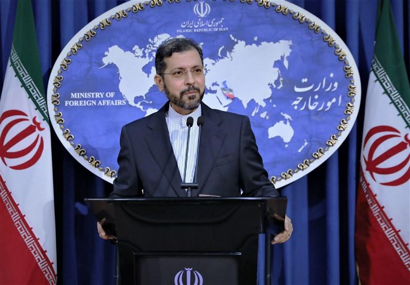 خطیبزاده: حق حاکمیت ایران بر جزایر سه گانه قطعی است