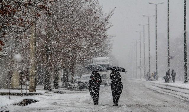 هواشناسی ایران ۹۹/۷/۱۴|بارش باران و برف ۵ روزه دربرخی مناطق کشور