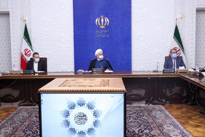 روحانی: طرح «استفاده ماسک از خانه تا خانه» در تهران اجرا میشود