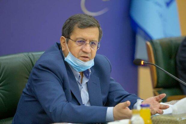 واکنش همتی به تحریم ثانویه بانکهای ایرانی