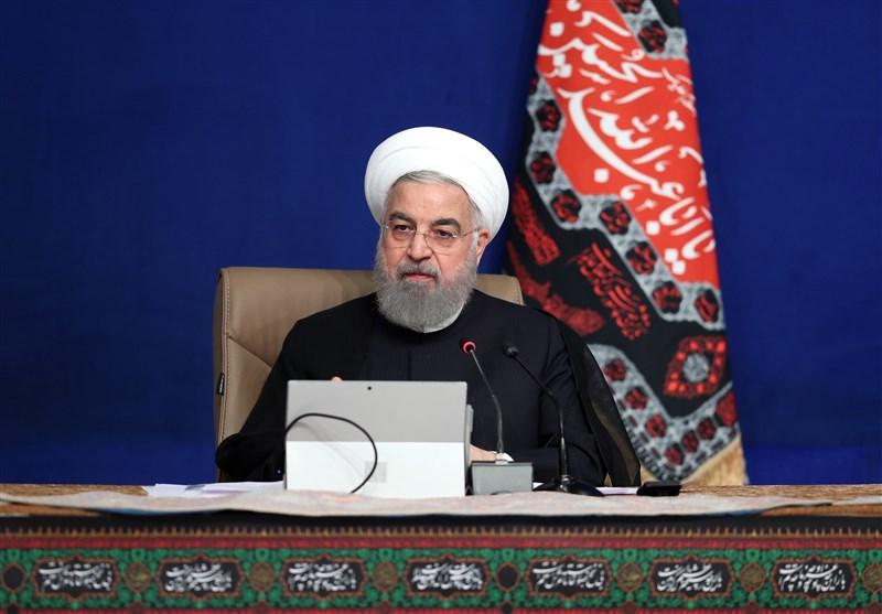 روحانی خبر داد: جریمه کرونایی از ۵۰ هزار تا ۲۰۰ هزار تومان / پول جریمهها به حساب وزارت بهداشت واریز میشود