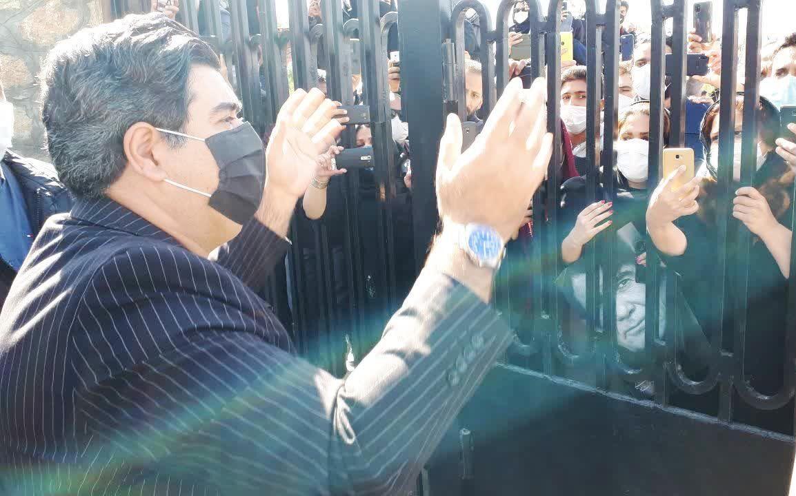 سالار عقیلی: ایران هرگز استادی همچون شجریان به خود نمیبیند