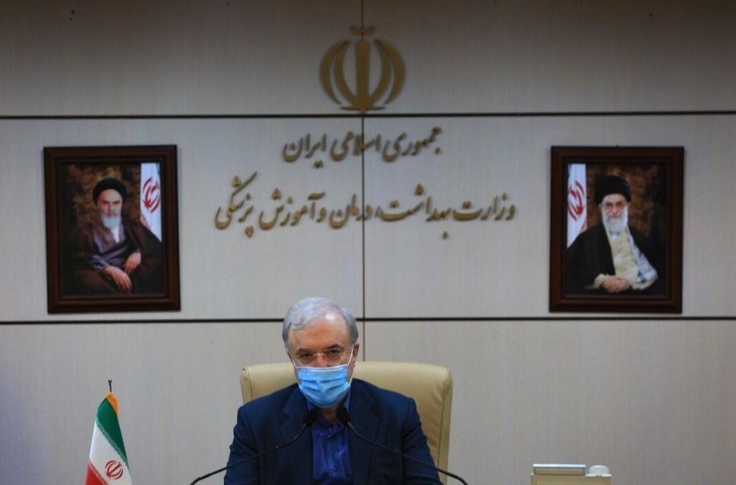 نمکی: قدرت سرایت ویروس کرونا بیشتر شده است/ امتحان واکسن کرونای ایرانی روی مدلهای انسانی از دو هفته آینده
