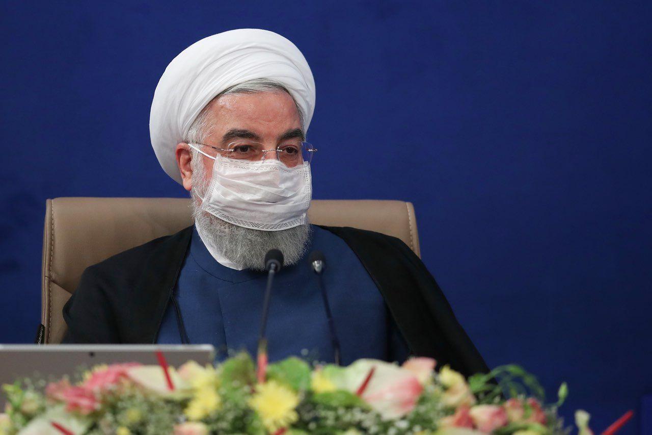 روحانی: پیامبر (ص) جامعه را بر اساس قانون و پیمان اداره میکرد