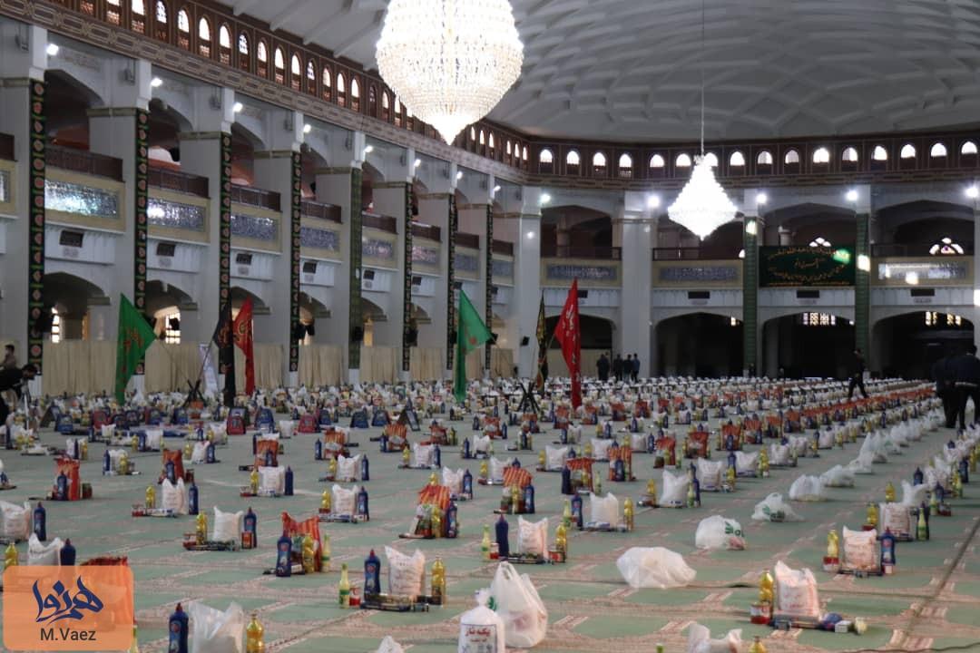 رزمایش کمک مومنانه در تبریز ادامه دارد