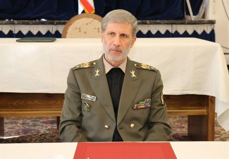 امیر حاتمی: با روسیه و چین به توافقات تسلیحاتی مهمی رسیدهایم