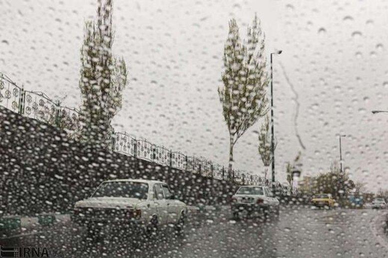 وضعیت آب و هوا، امروز ۳ آبان ۹۹ / آغاز بارش و کاهش دما از دوشنبه