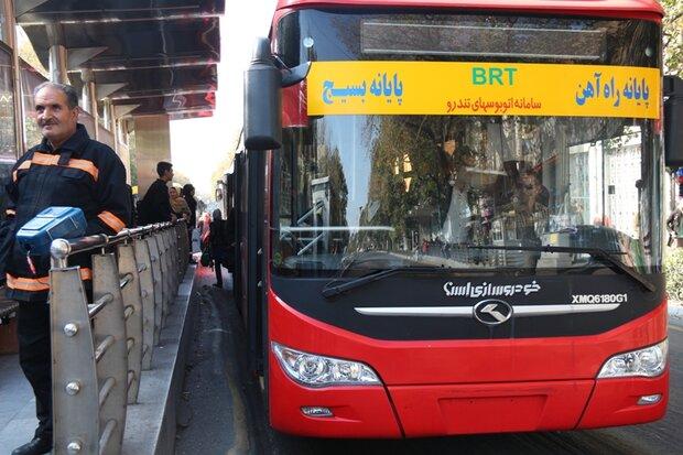 مطالبات کارگران اتوبوسرانی، همچنان روی هوا است