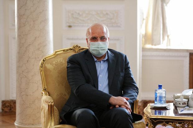 قالیباف: آماده هرگونه کمک به آسیب دیدگان ترکیه هستیم
