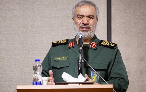 جانشین فرمانده کل سپاه: امروز از قدرت بازدارندگی برخورداریم