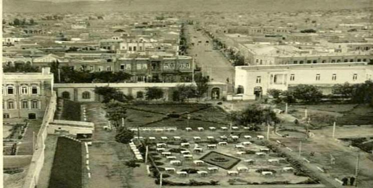 مهمانخانهای نوین در تبریز قدیم