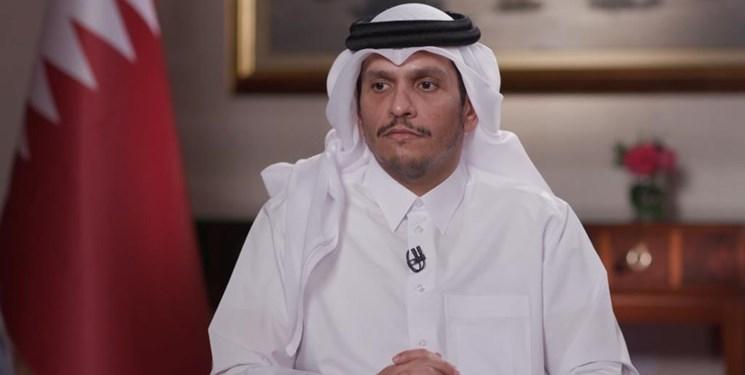 قطر: بهتر است جای رابطه با اسرائیل جبهه واحدی در حمایت از فلسطین داشته باشیم