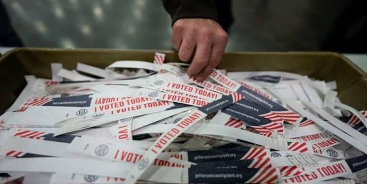انتخابات آمریکا| کشف ۲۶۰۰ رأی شمردهنشده در ایالت جورجیا