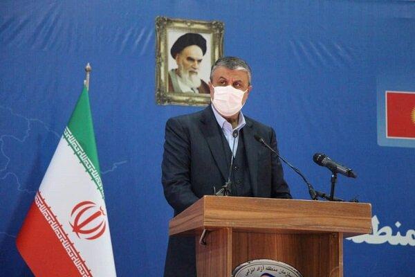 ضرورت افزایش سهم ایران از اوراسیا با برند سازی و قدرت ترانزیت