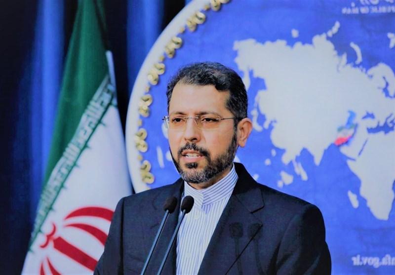 ایران: ۳ کشور اروپایی به جای فرافکنی به اجرای کامل برجام برگردند